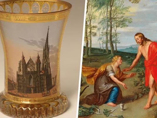 Bis 13. November lädt man zum Kunstgenuss und -kauf zwischen Herrengasse und Hofburg.