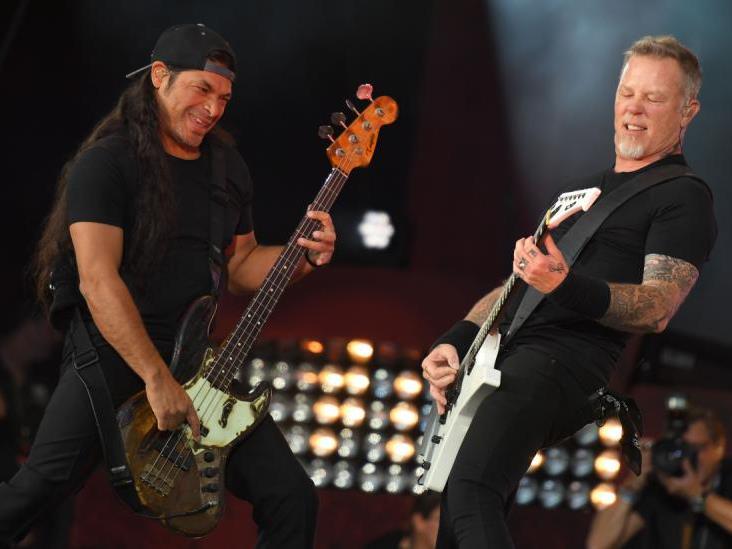 Metallica melden sich lautstark zurück.