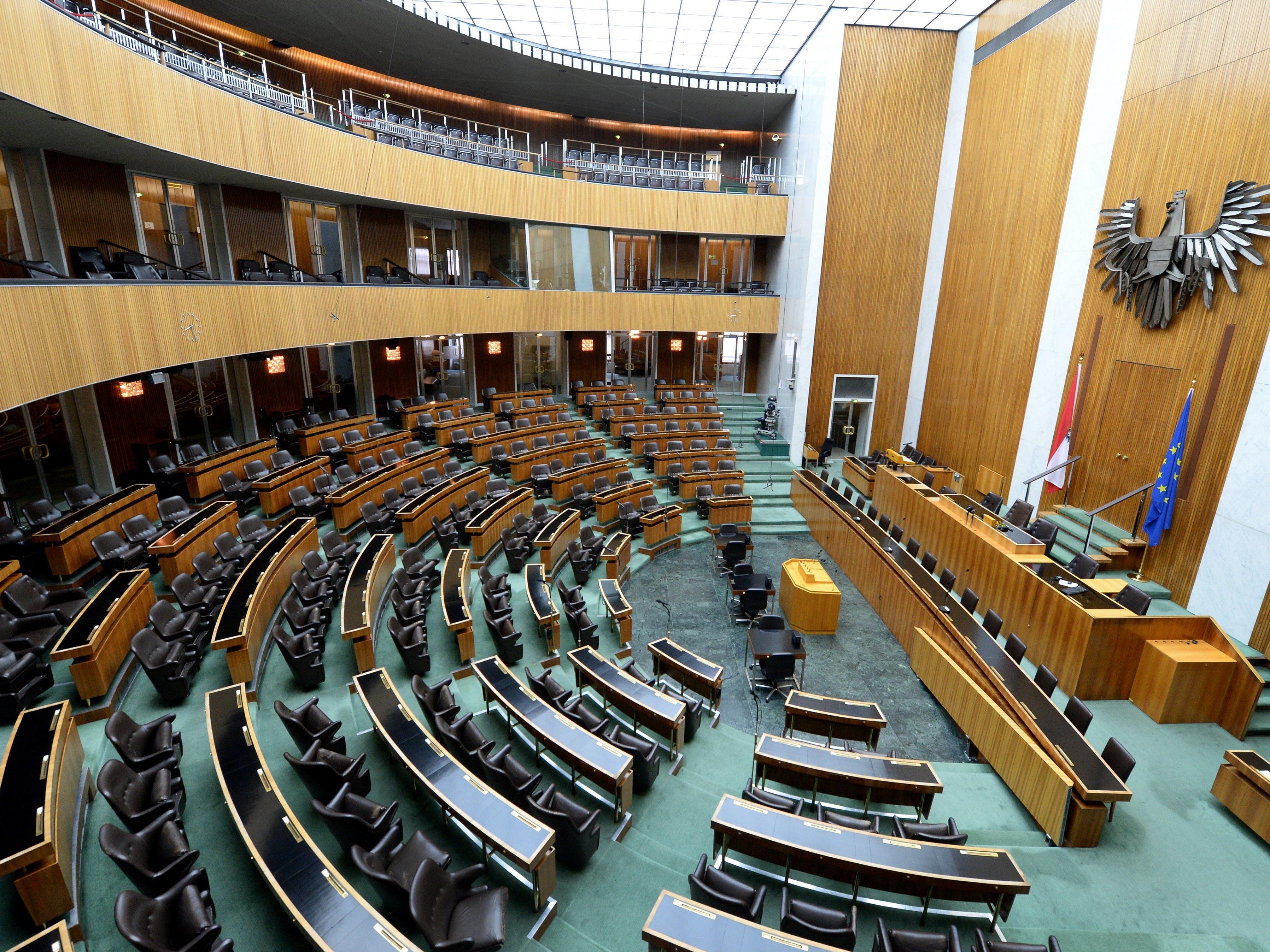 Der Nationalrat beschließt die Wahlrechtsreform