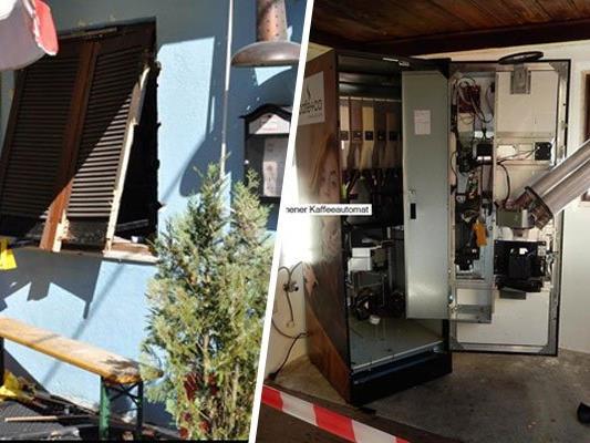Der Gesamtschaden beläuft sich auf rund 28.000 Euro.