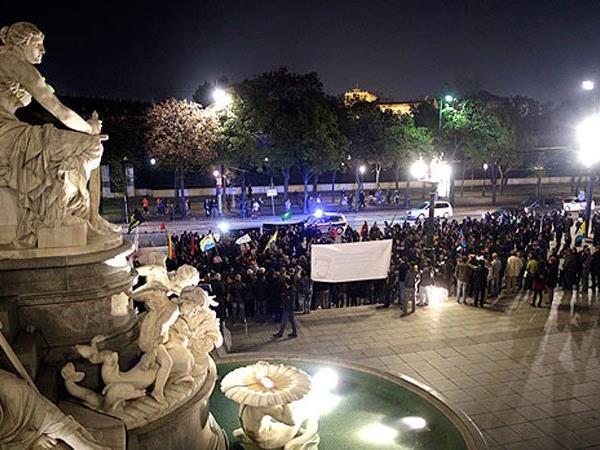 Das Thema Ring-Demos polarisiert weiter in Wien.