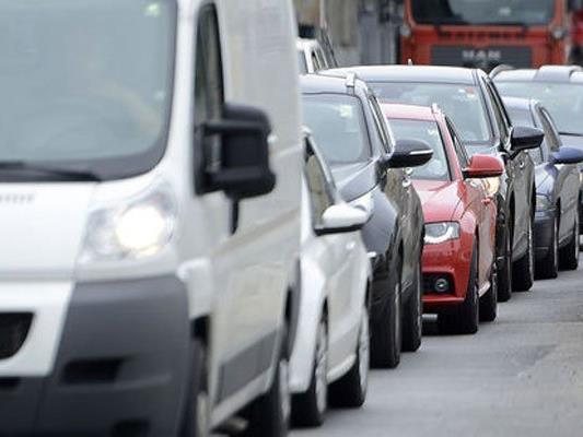 """Laut ÖAMTC kam es am Mittwoch zu einem """"Verkehrszusammenbruch"""" in Wien."""