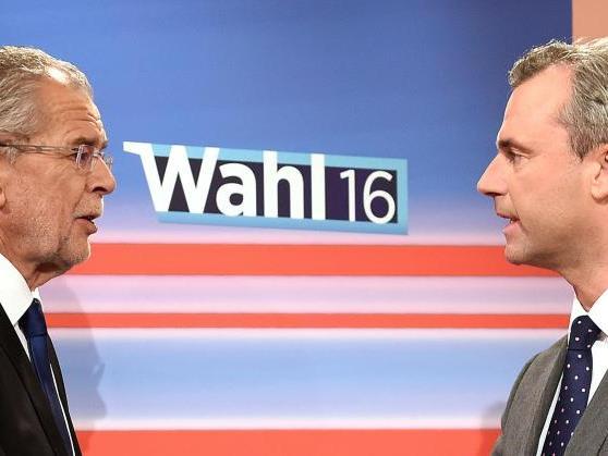 Das (wahrscheinlich) finale TV-Duell im ORF.