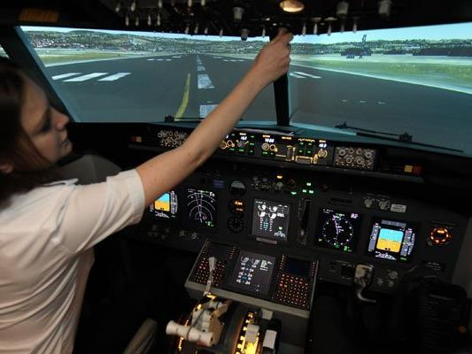 Mitspielen und Gutscheine für die Flugsimulatoren gewinnen.