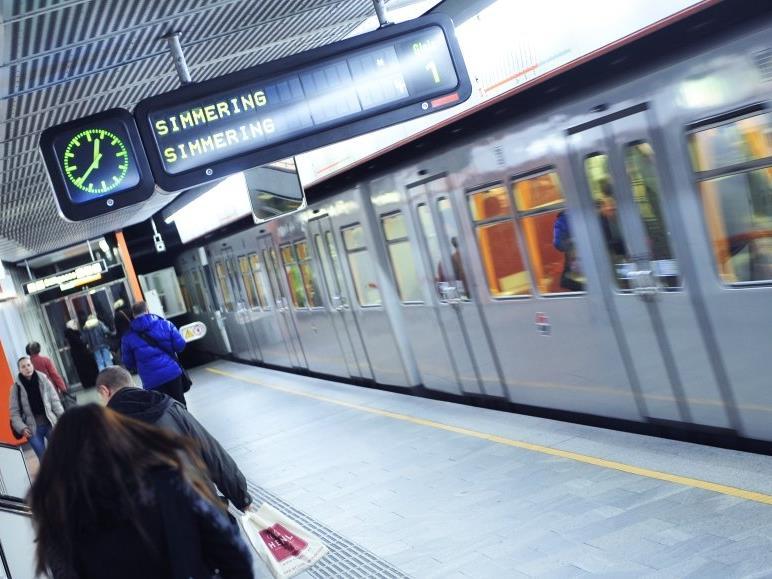 Die U3-Station Ottakring wurde vorübergehend gesperrt.