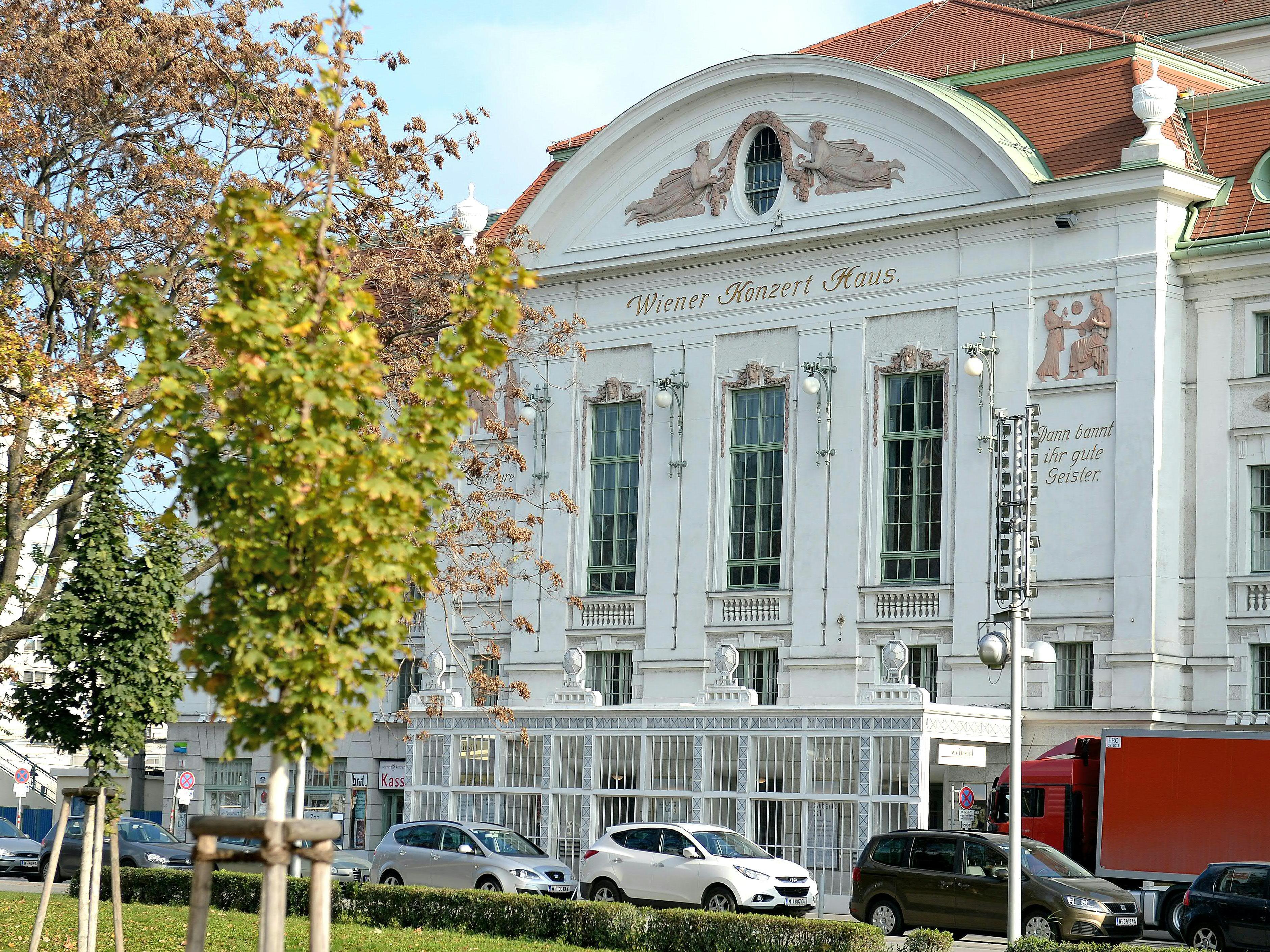 Im Wiener Konzerthaus ist man mit der abgelaufenen Saison zufrieden.