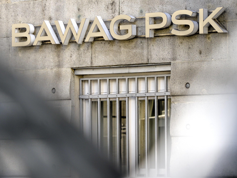 Die BAWAG-Zentrale übersiedelt.