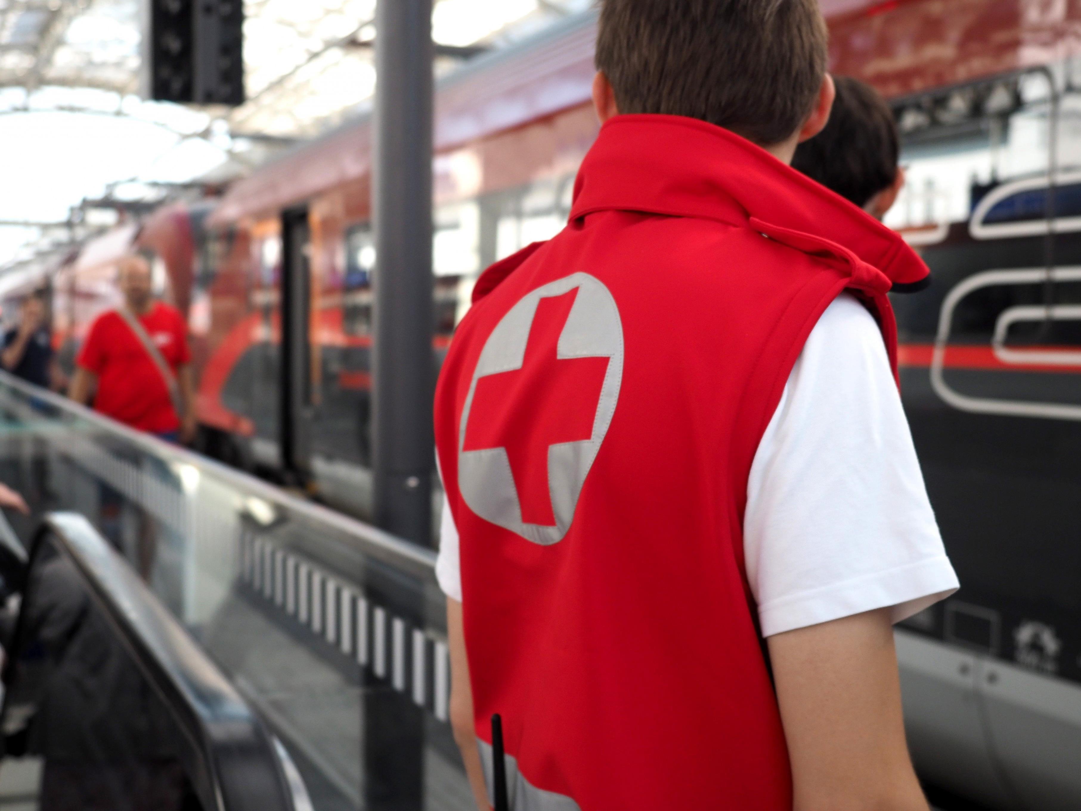 Das bezirkskommando Wien-Umgebung des Roten Kreuzes wird aufgelöst.