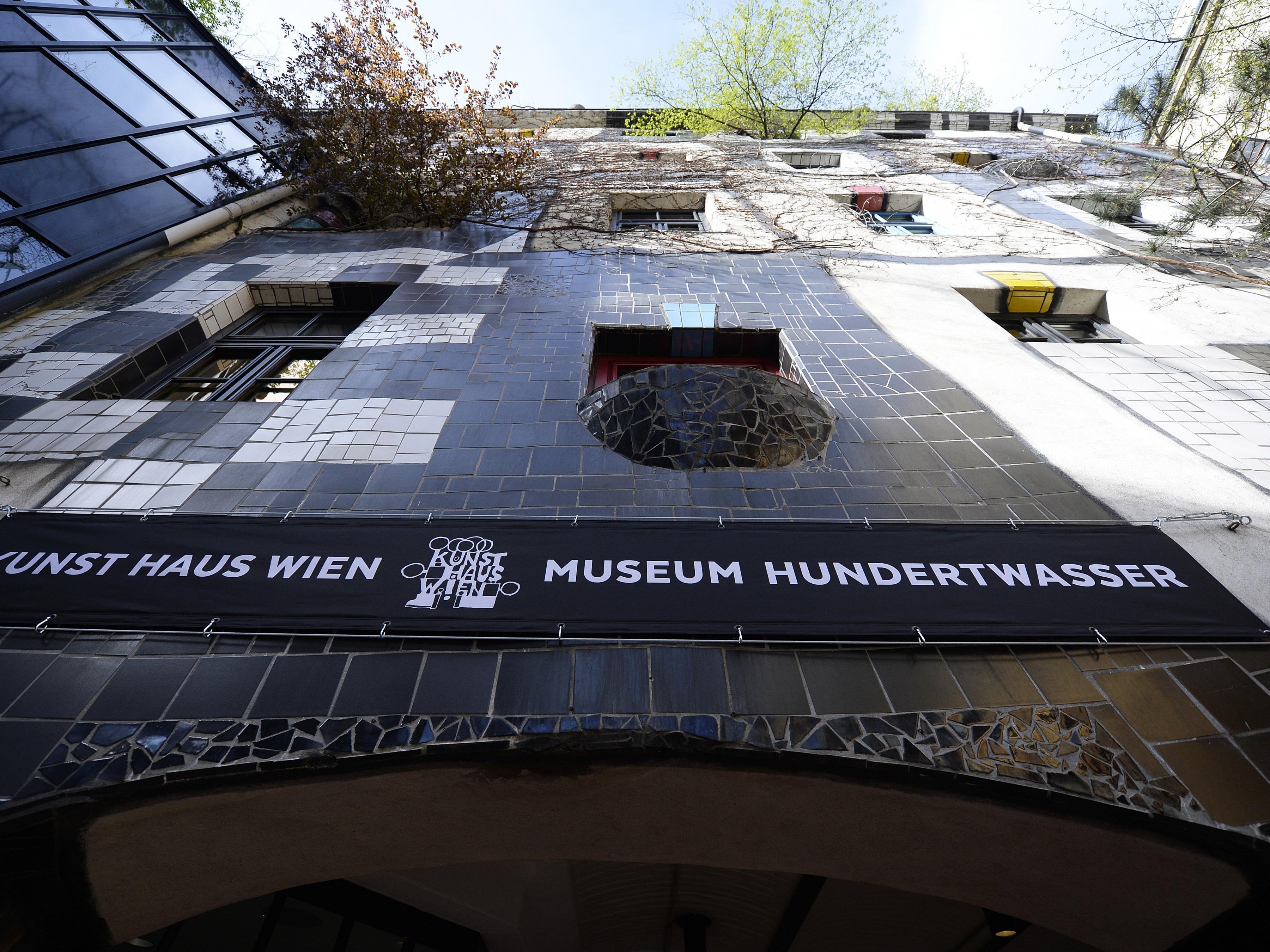 Das KunstHausWien hat sein Programm für 2017 vorgestellt.