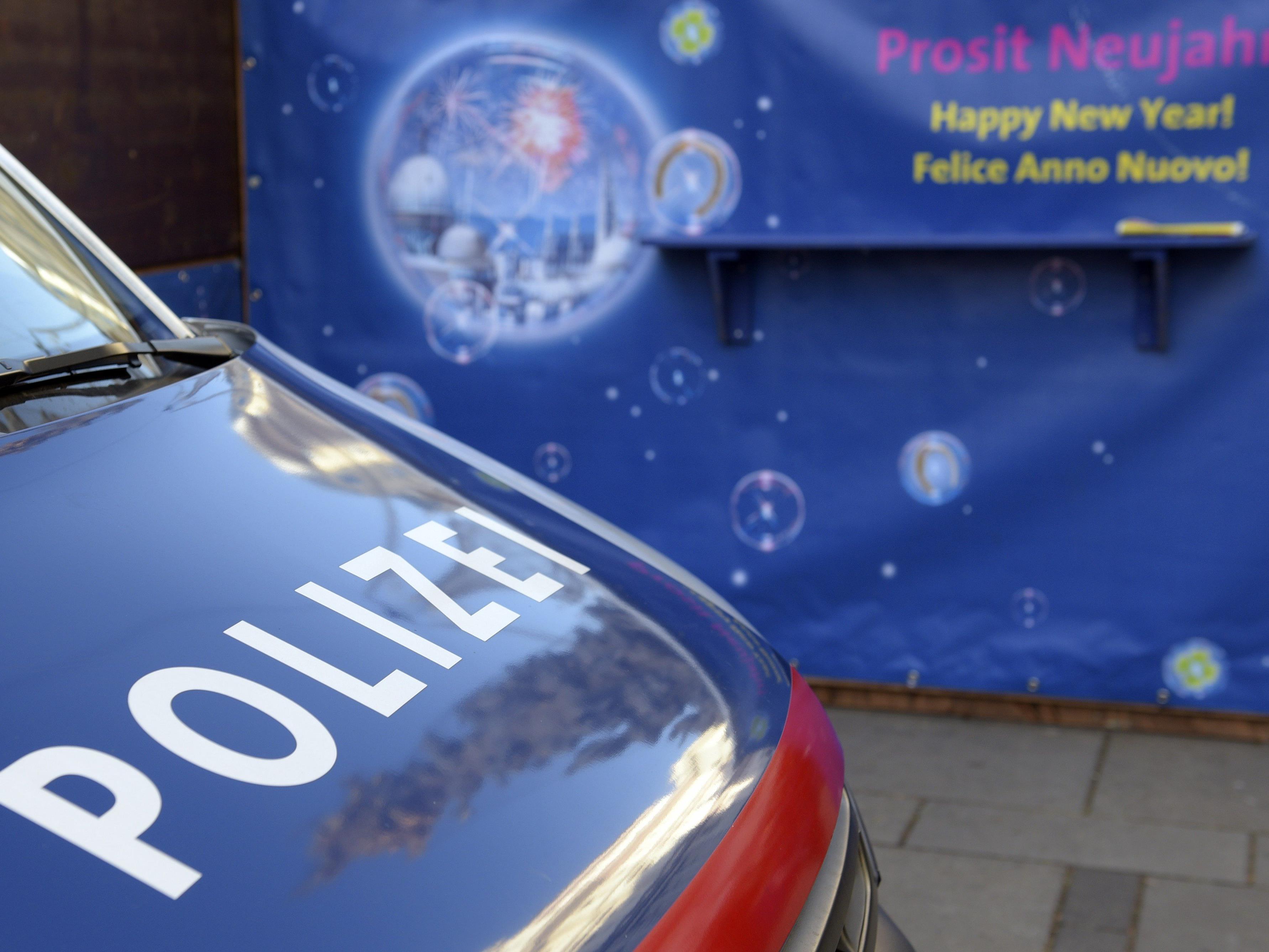 Die Wiener Polizei weist auf das Feuerwerksverbot hin und gibt Verhaltenstipps.