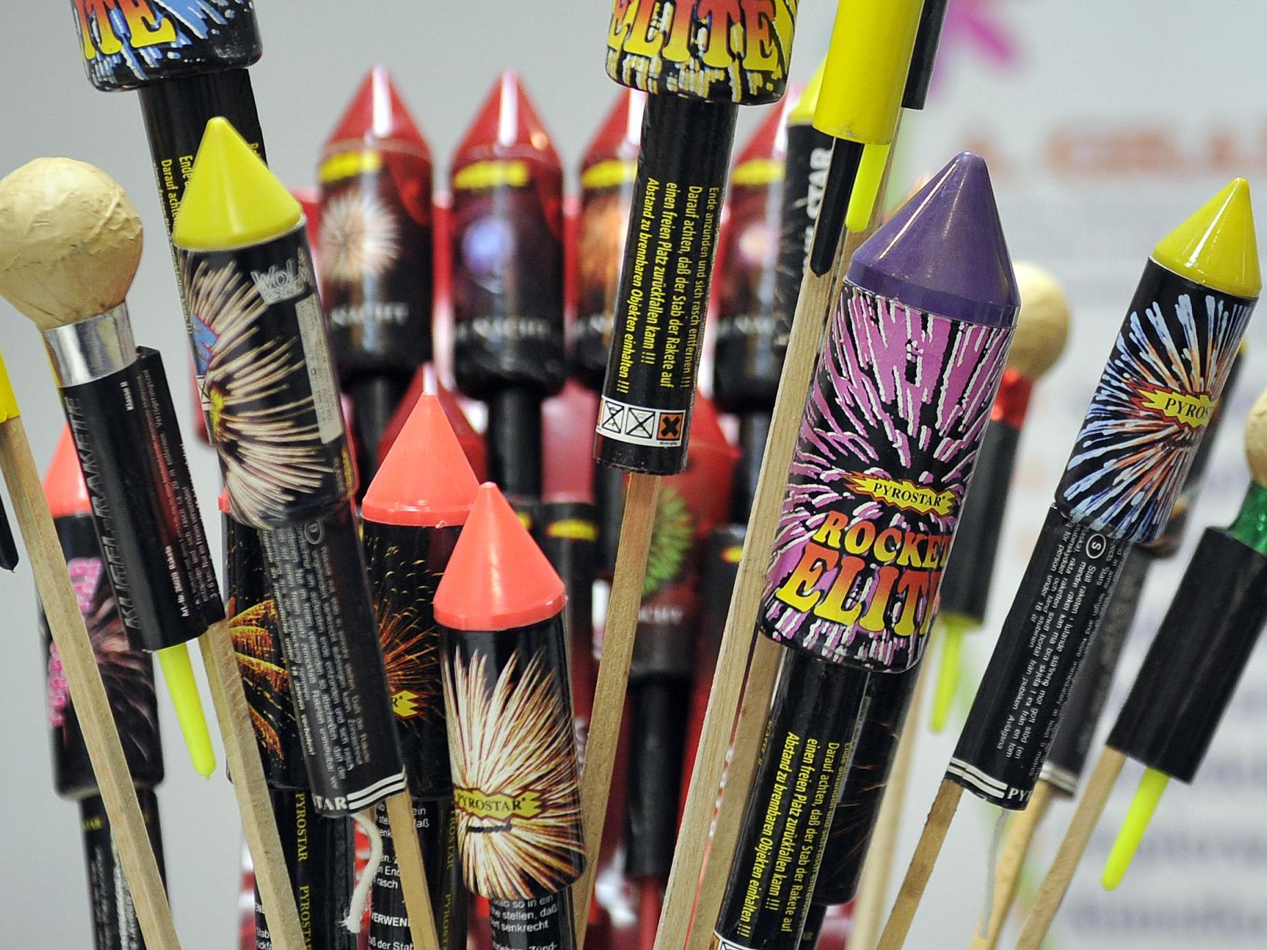 Auch heuer gilt im Ortsgebiet ein Feuerwerksverbot ab der Kategorie F2.
