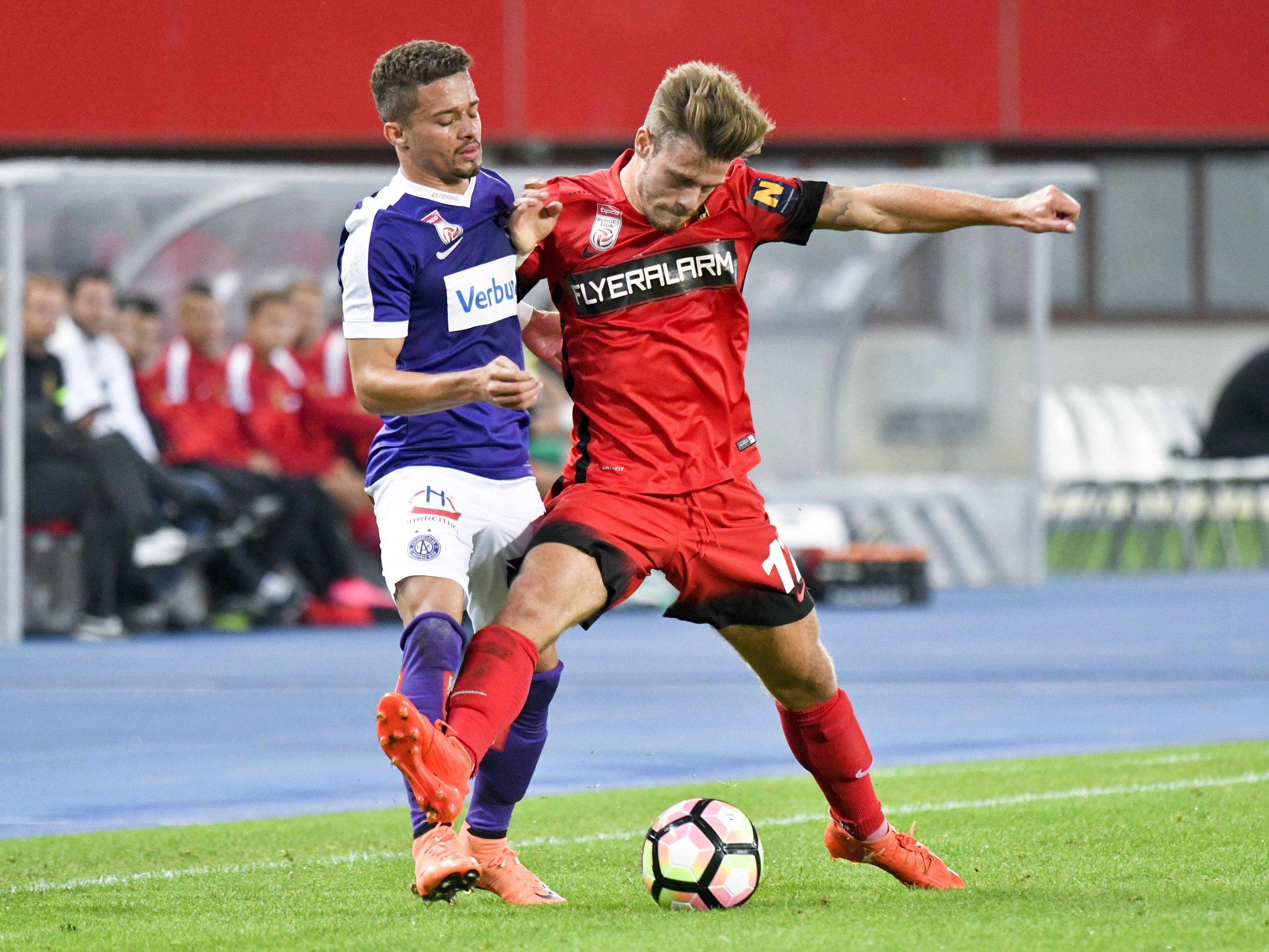 LIVE-Ticker zum Spiel FC Admira Wacker Mödling gegen Austria Wien ab 18.30 Uhr.