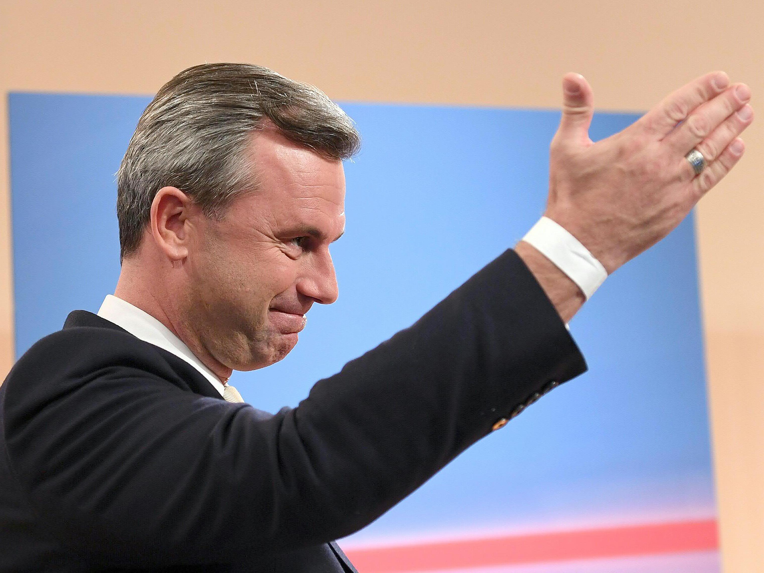Trotz der BP-Wahl-Niederlage ist das Ergebnis von Norbert Hofer historisch.