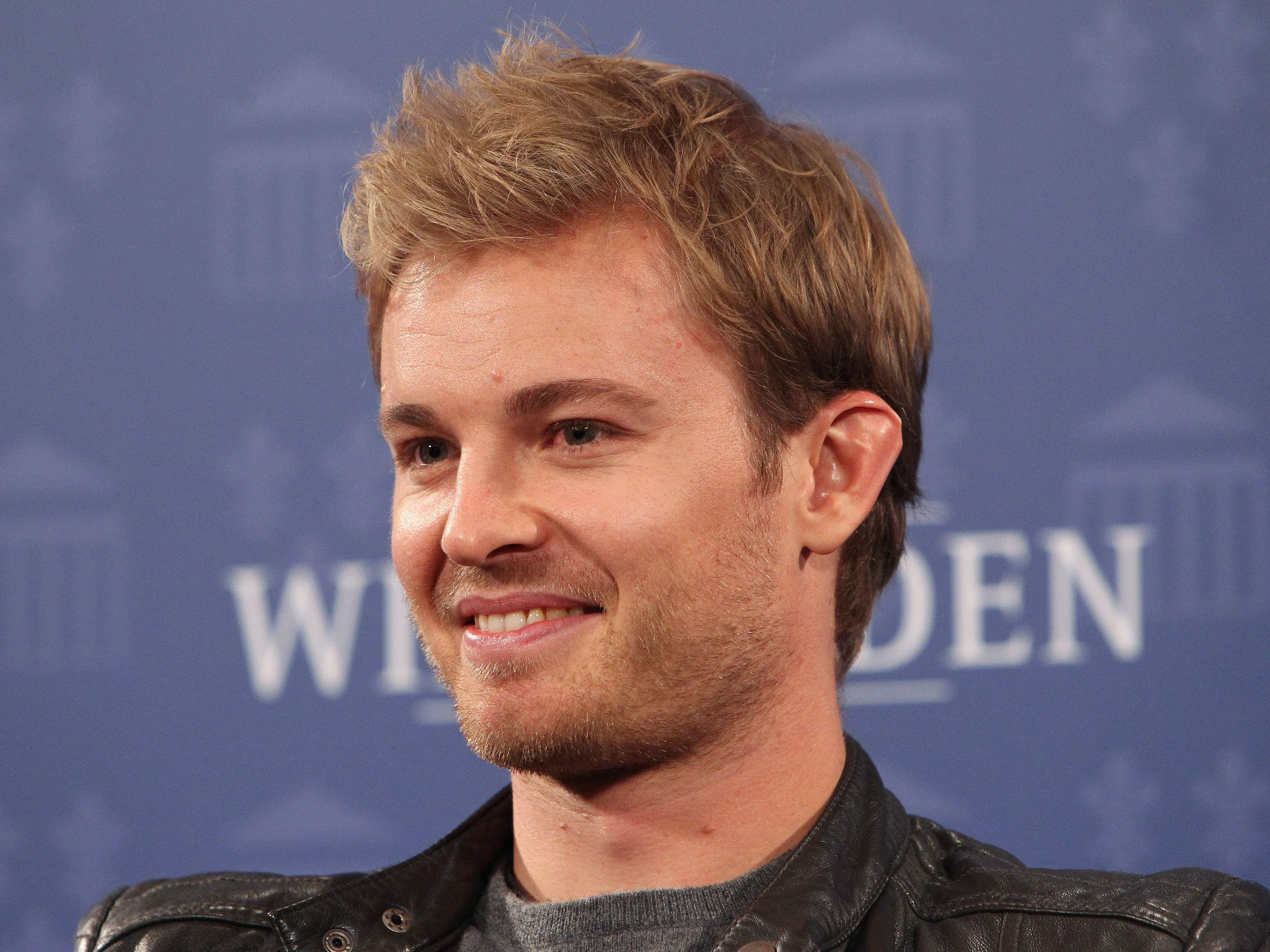 Nico Rosberg gab seinen Rücktritt aus der Formel 1 in Wien bekannt.