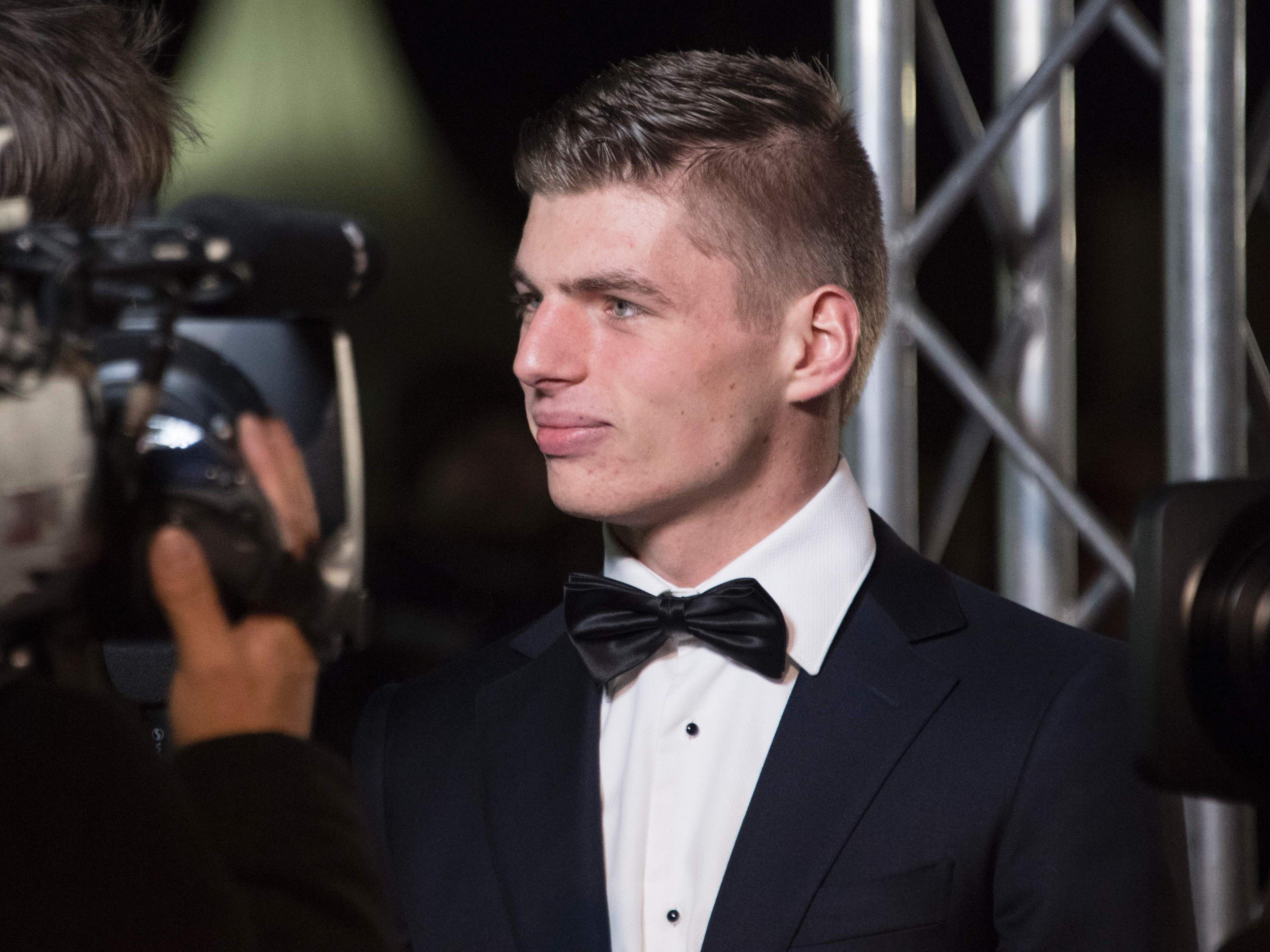 Verstappen wurde bei der FIA-Gala in Wien gleich doppelt ausgezeichnet.