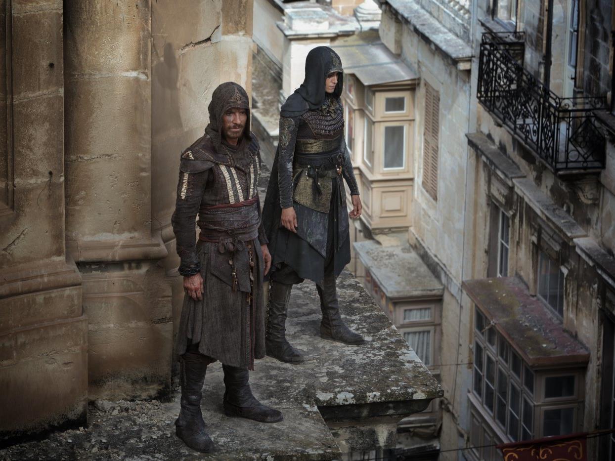 """Die ideale Einstimmung zur Videospielverfilmung """"Assassin's Creed"""" gesucht und gefunden"""
