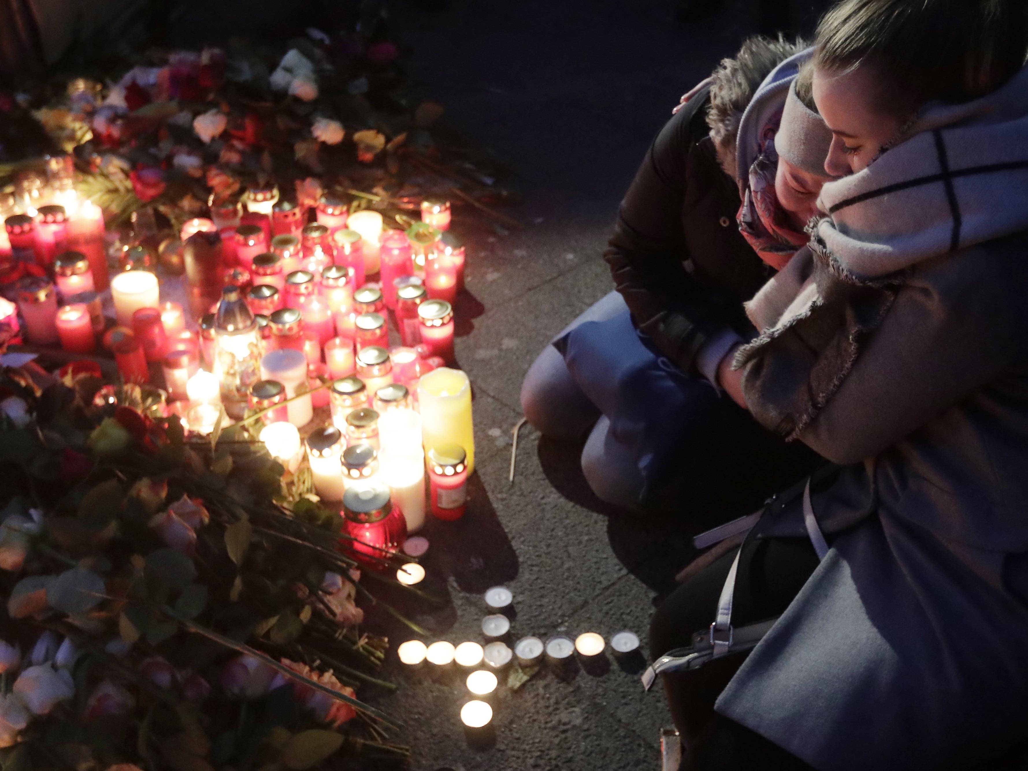 """Die Terrormiliz """"Islamischer Staat"""" bekennt sich zum Anschlag in Berlin"""