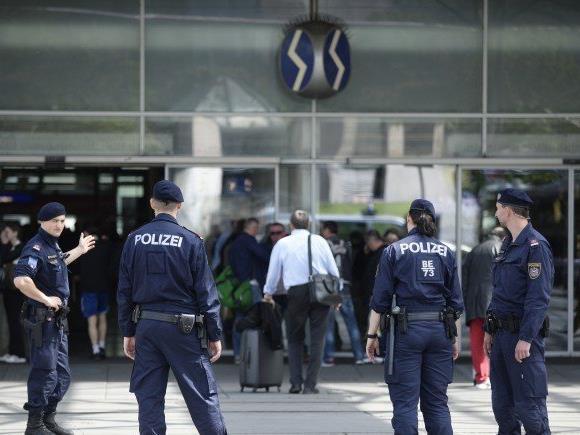 Am Praterstern konnten zwei mutmaßliche Dealer festgenommen werden