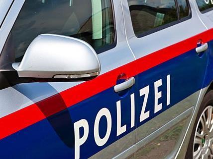 Der Unfallwagen prallte in Wien-Donaustadt gegen Lärmschutzwand
