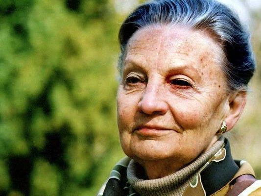 Trude Marzik ist mit 93 Jahren gestorben