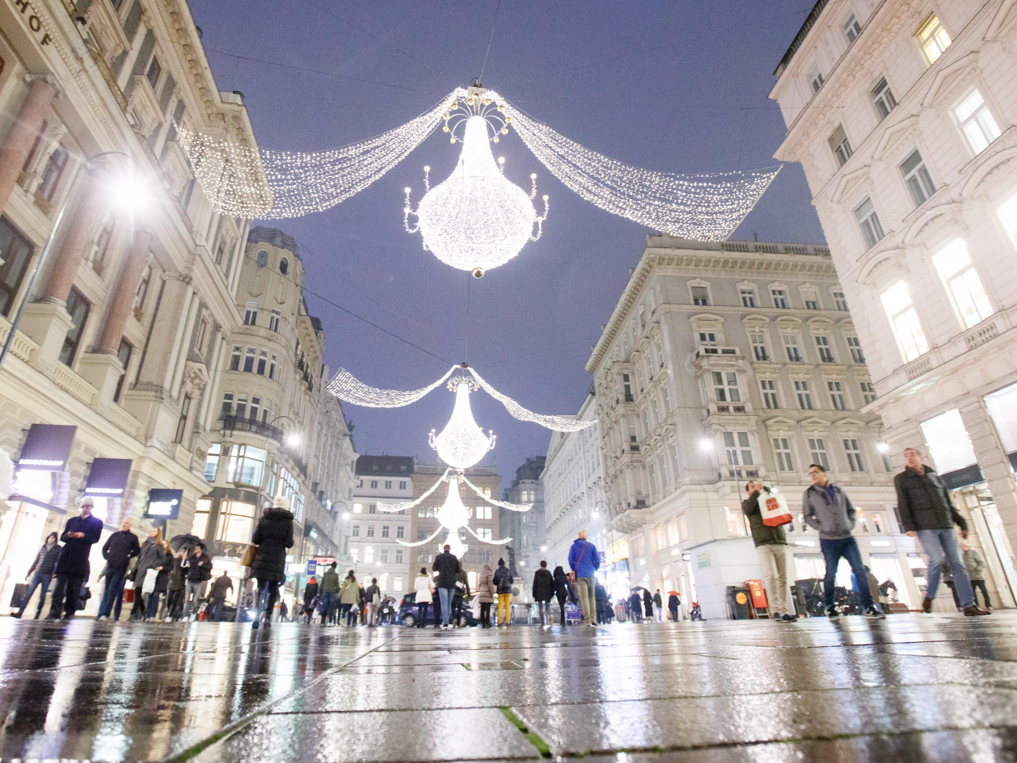 Der heimische Handel entwickelt sich zum Weihnachtsgeschäft stabil