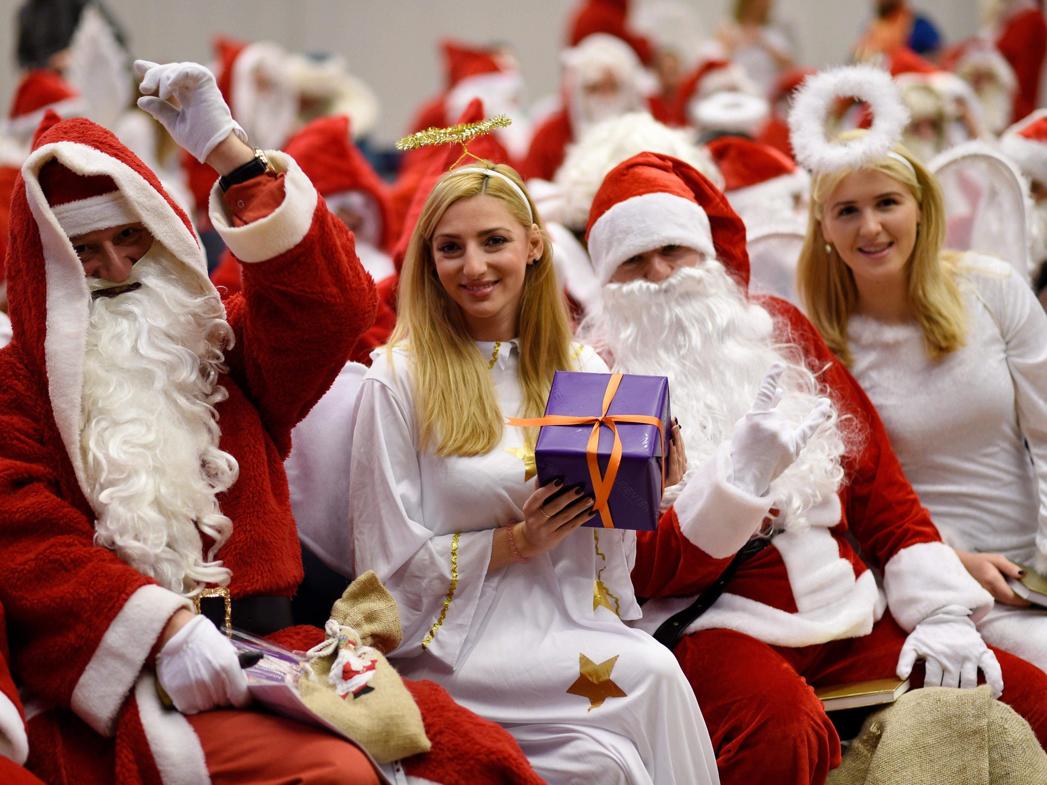 Eine Umfrage zeigt die Stressfaktoren der Österreicher zu Weihnachten