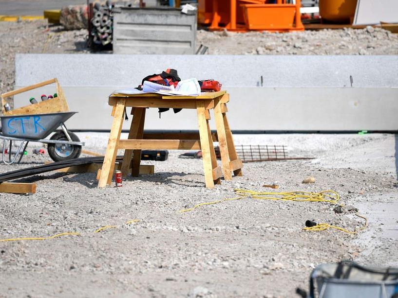 Großpleite am Bau: Mehr als 70 MitarbeiterInnen verlieren Arbeitsplatz.