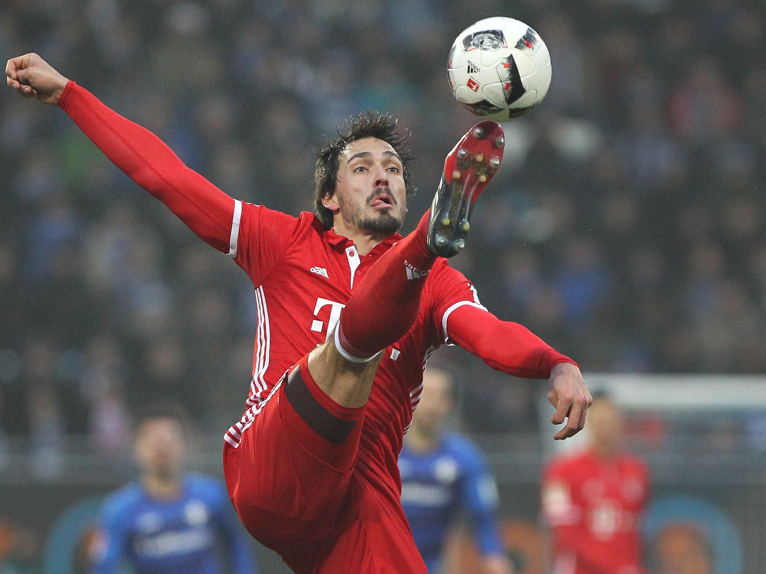 Bayern München empfängt RB Leipzig zum großen Schlager in der deutschen Bundesliga.
