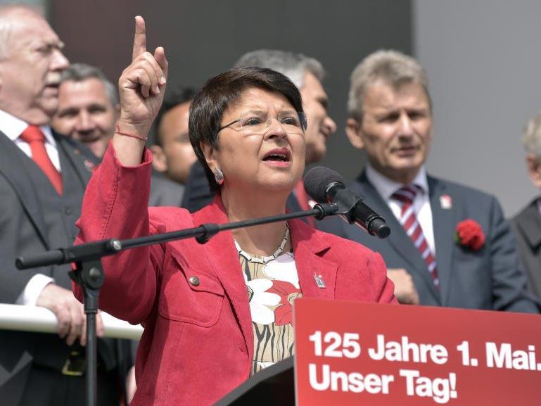 Was Renate Brauner (SPÖ) zur Stadtverschuldung zu sagen hat.