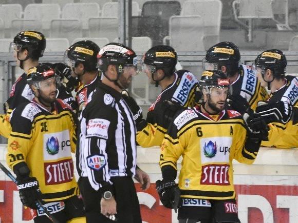 Die Vienna Capitals unterlagen Znojmo