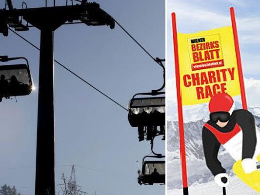 Charity-Rennen des Wiener Bezirksblatts.