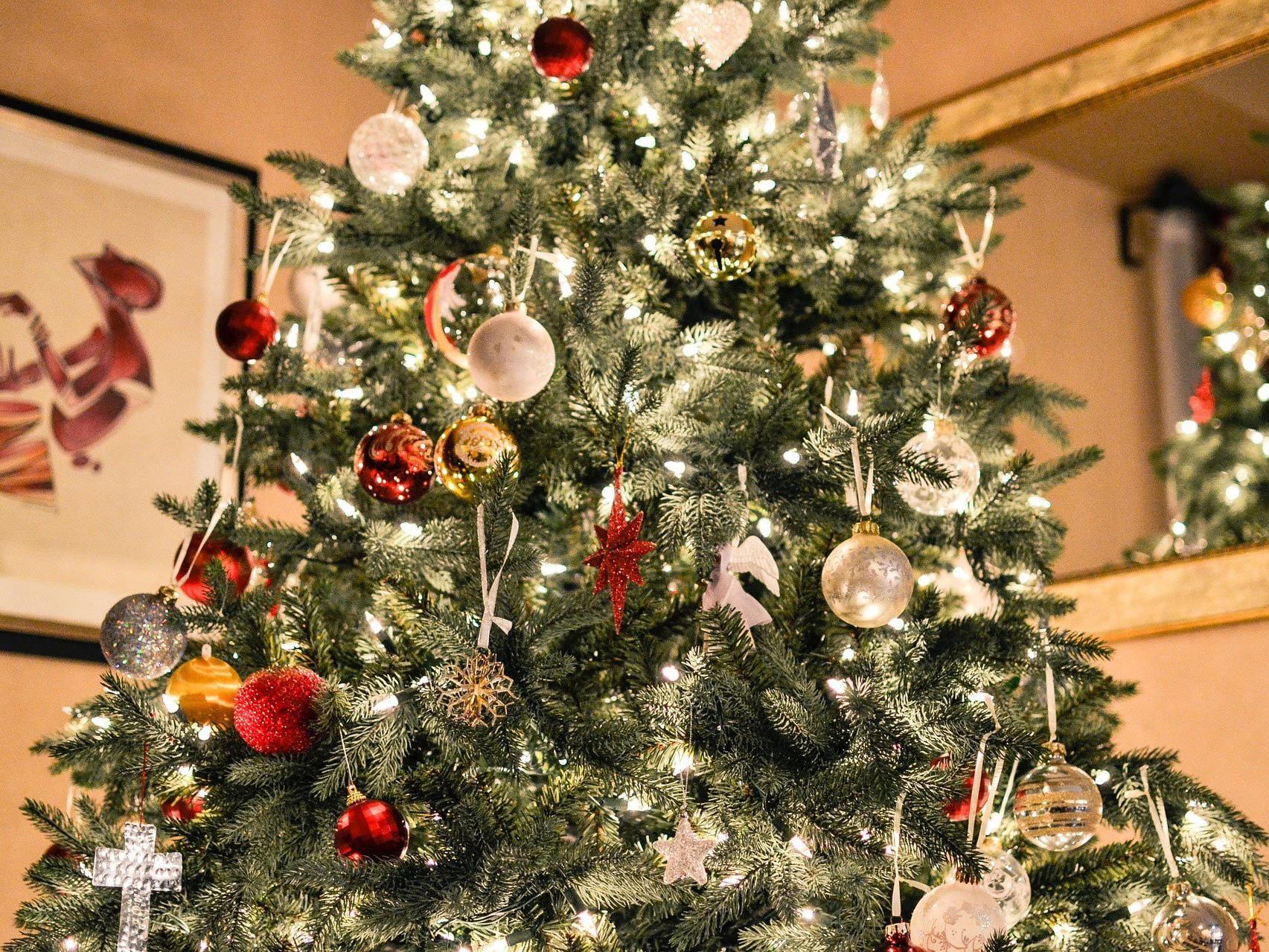 GfK-Studie: Durchschnittlich 85 Prozent haben grünes Weihnachtssymbol daheim