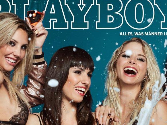 Der Playboy begrüßt seine Leser ab der ersten Ausgabe des Jahres 2017 im neuen Look.