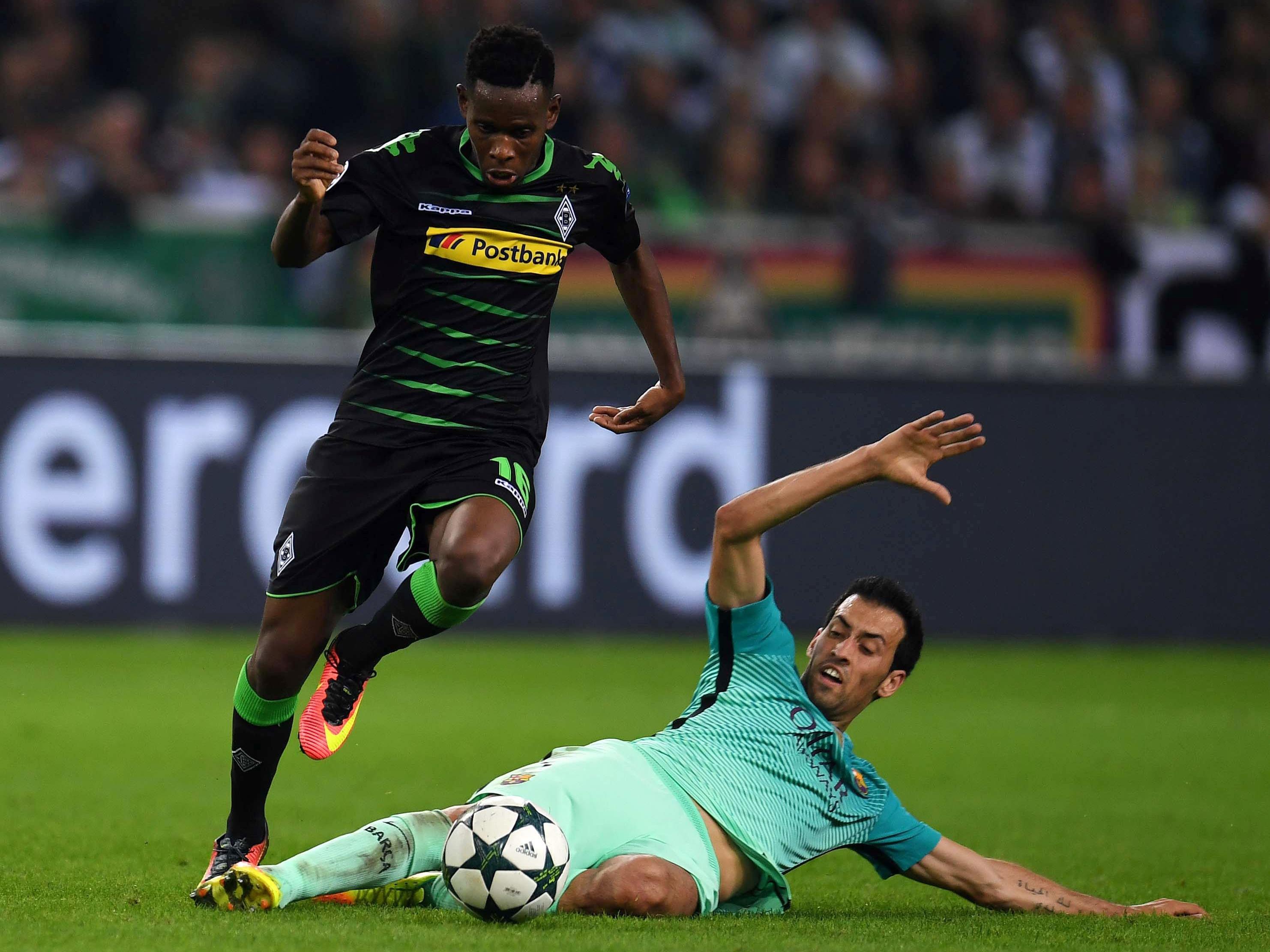 Der FC Barcelona spielt zum Abschluss der Champions-League-Gruppenphase gegen Borussia Möchengladbach.