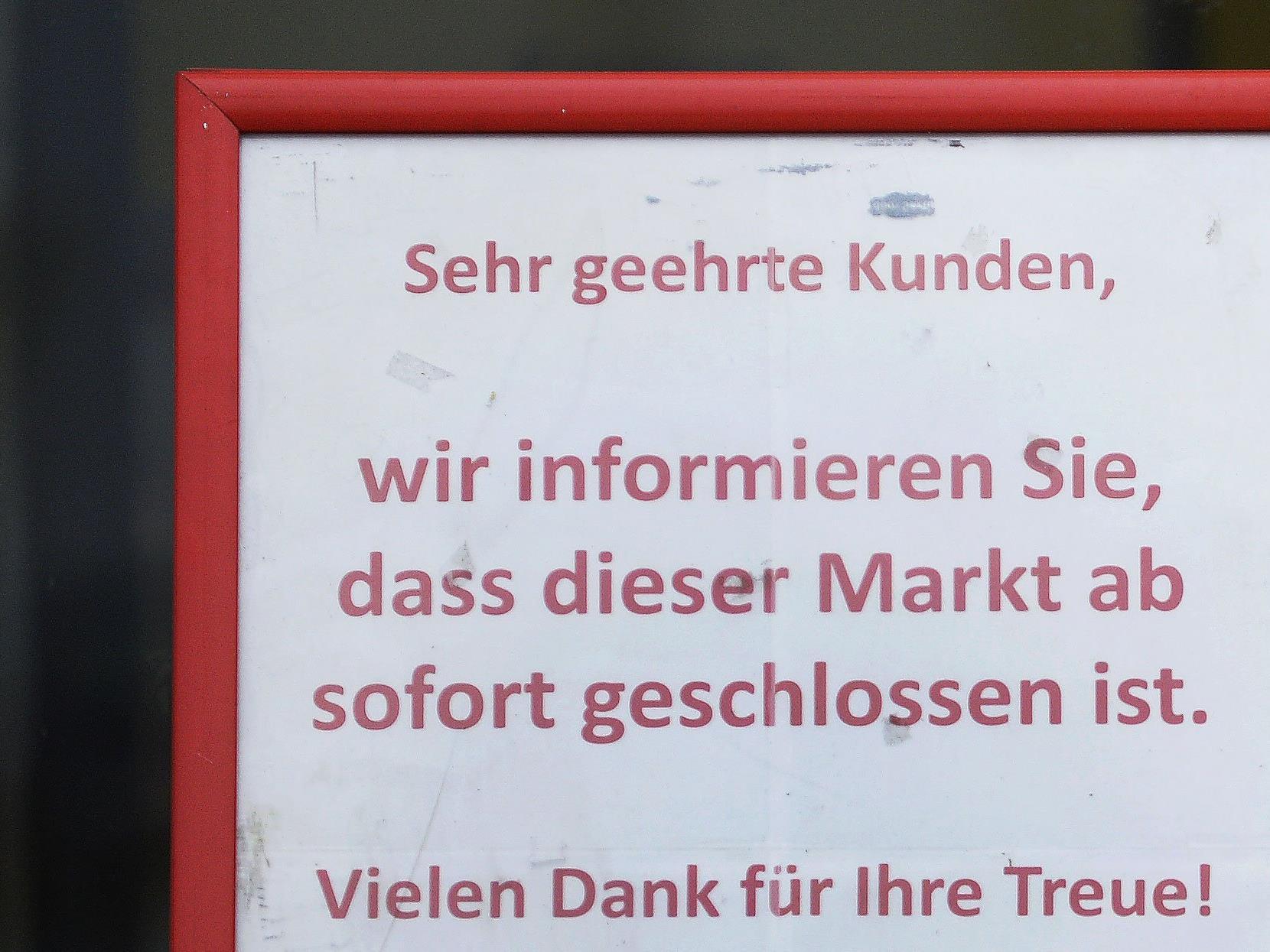 Viele kleine Geschäfte in Wien mussten bereits schließen.
