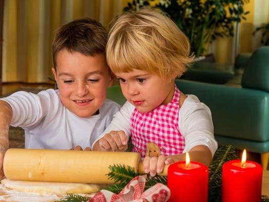 Ein Drittel der Österreicher backt die Kekse selber.