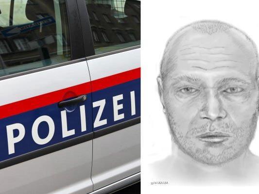 Das Bundeskriminalamt veröffentlichte dieses rekonstruierte Bild des unbekannten Mordopfers
