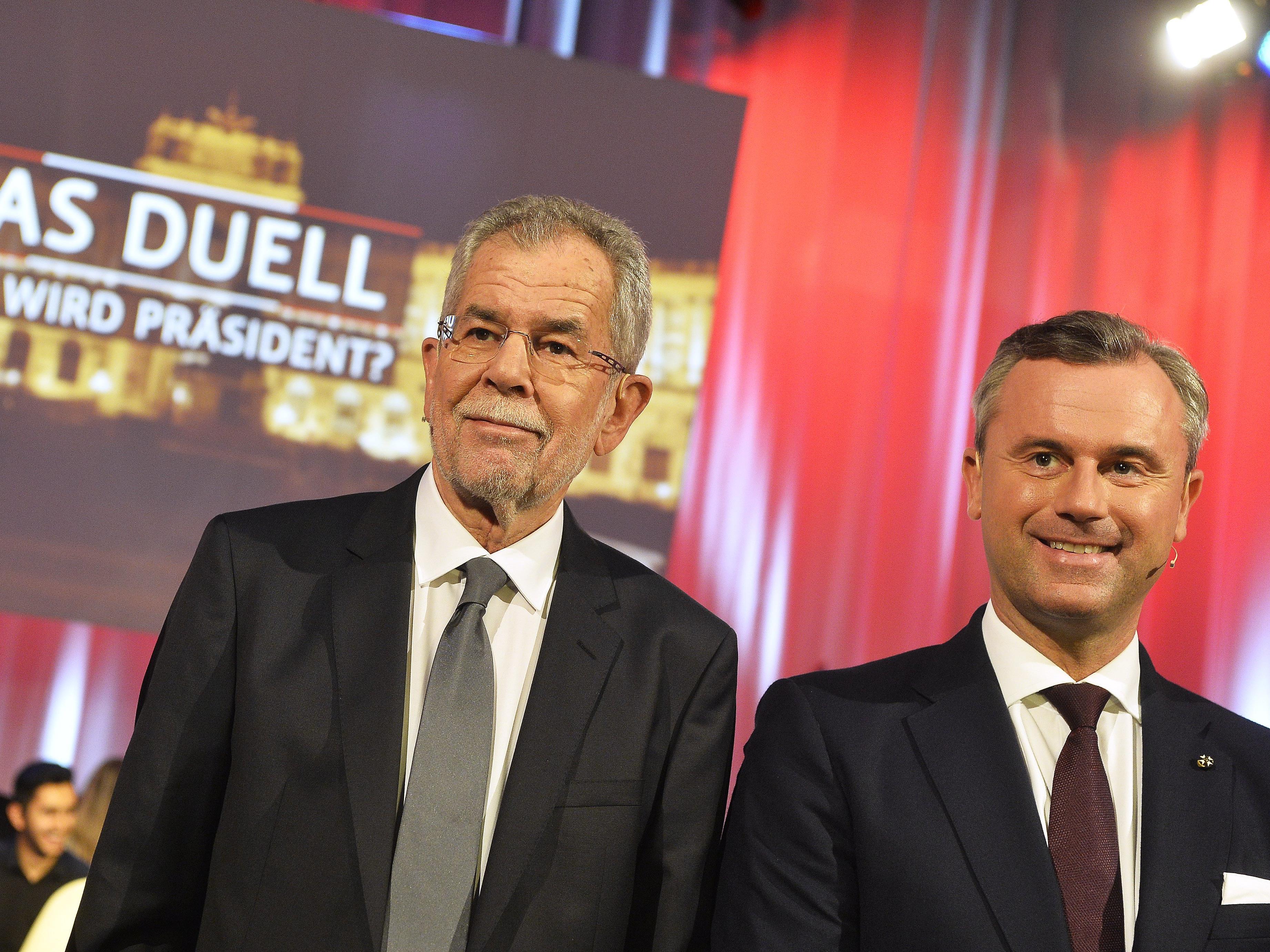 Ab 12 Uhr: LIVE-Ticker zur Bundespräsidentenwahl 2016.