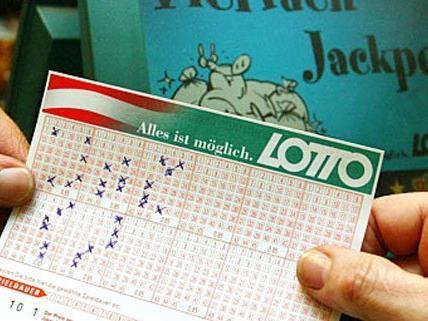 Die beiden Lotto-Spieler gewannen je 3,2 Millionen Euro