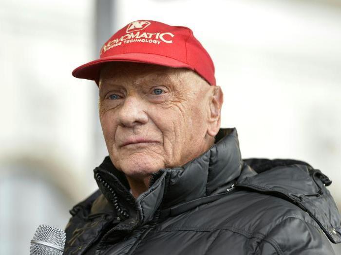 Niki Laudas Unternehmen wurde gehackt.