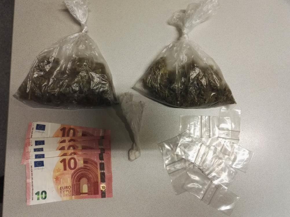 Erfolg im Kampf gegen die Drogenkriminalität.