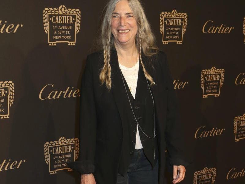 Alles Gute, Patti Smith!