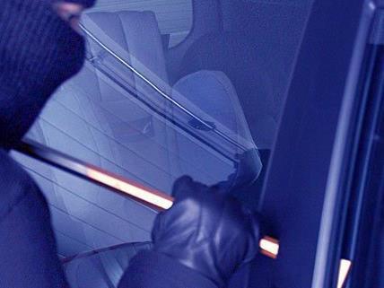 Ein Fahrzeugeinbrecher wurde festgenommen