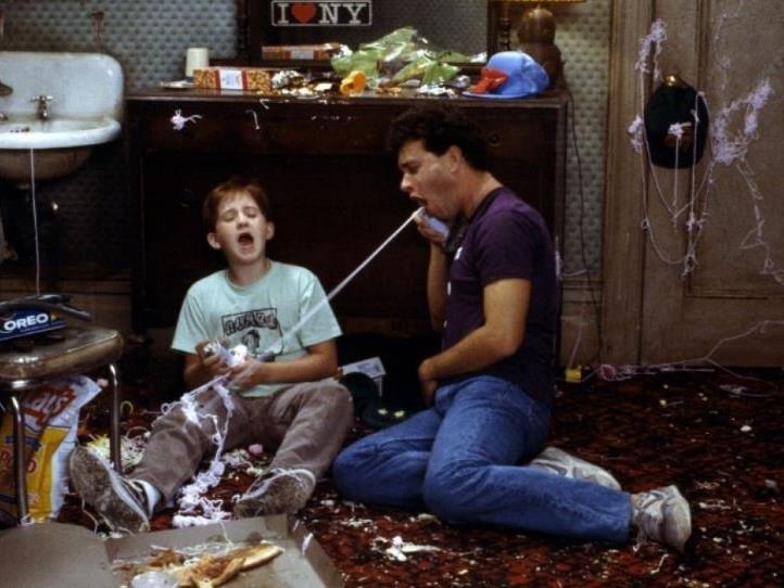 """Das Kind im Manne: Szene aus dem Film """"Big"""" mit Tom Hanks."""