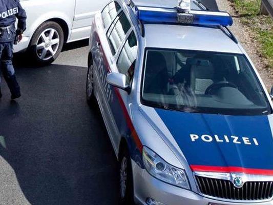 Unfall in Wien-Umgebung.