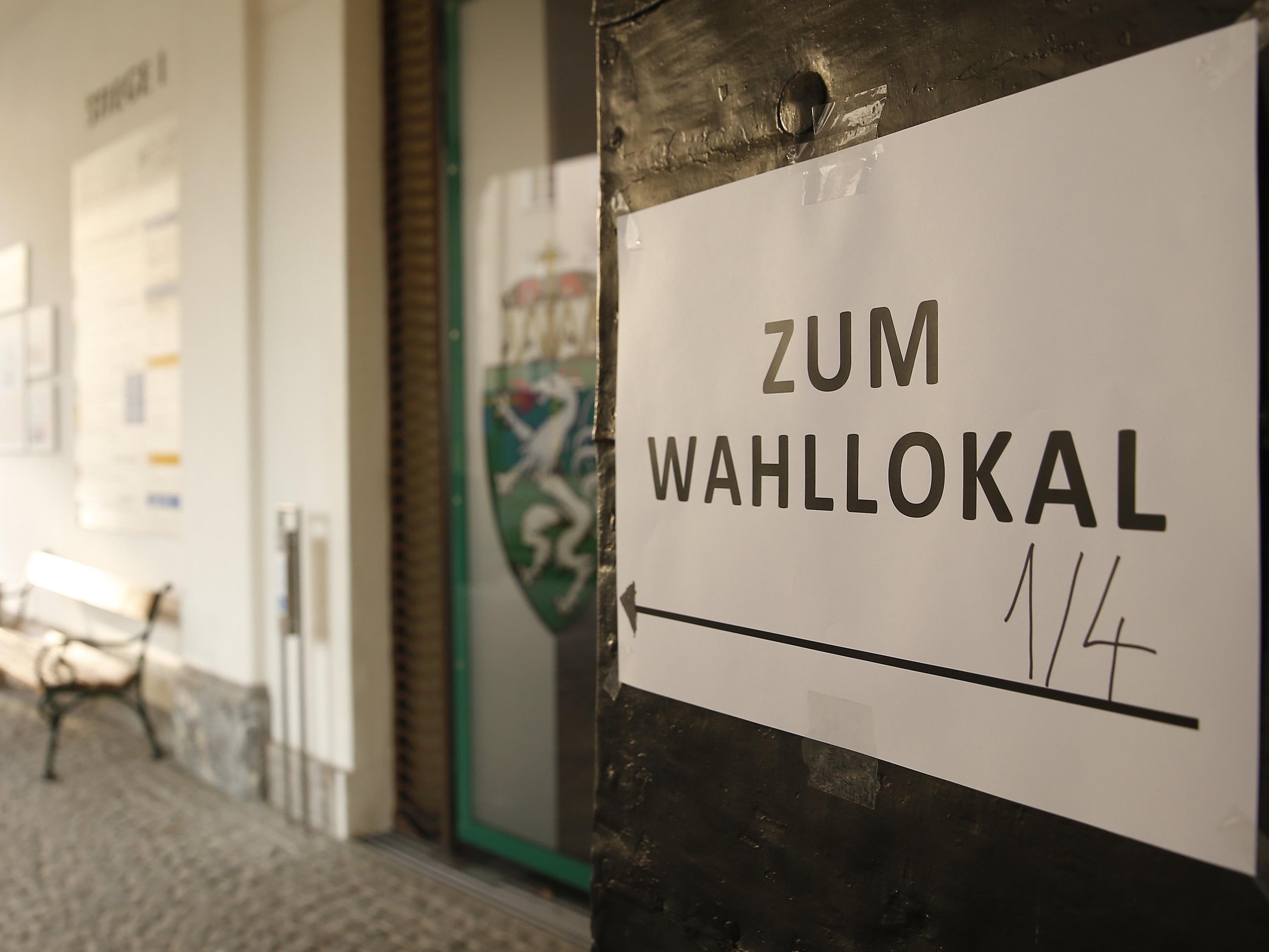 Welche Wahlen uns in Österreich im kommenden Jahr erwarten.