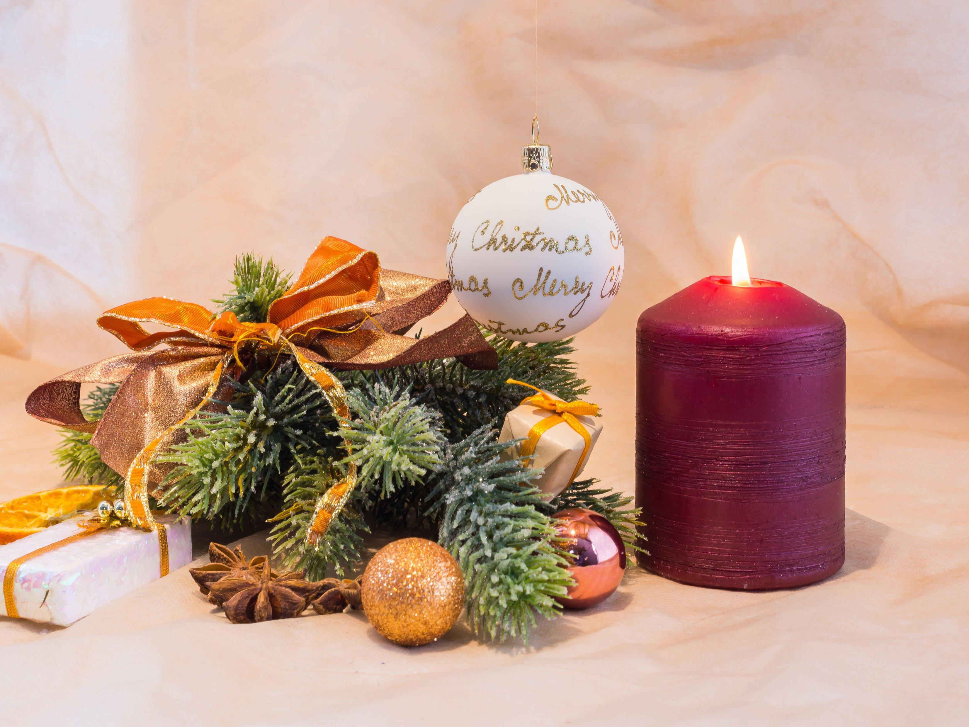 Ein besinnliches Weihnachtsfest wäre schön - mit ein paar Tipps gelingt es auch