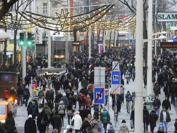 Der Handel macht zwischen Weihnachten und Neujahr 10 Prozent des Weihnachtsgeschäftes
