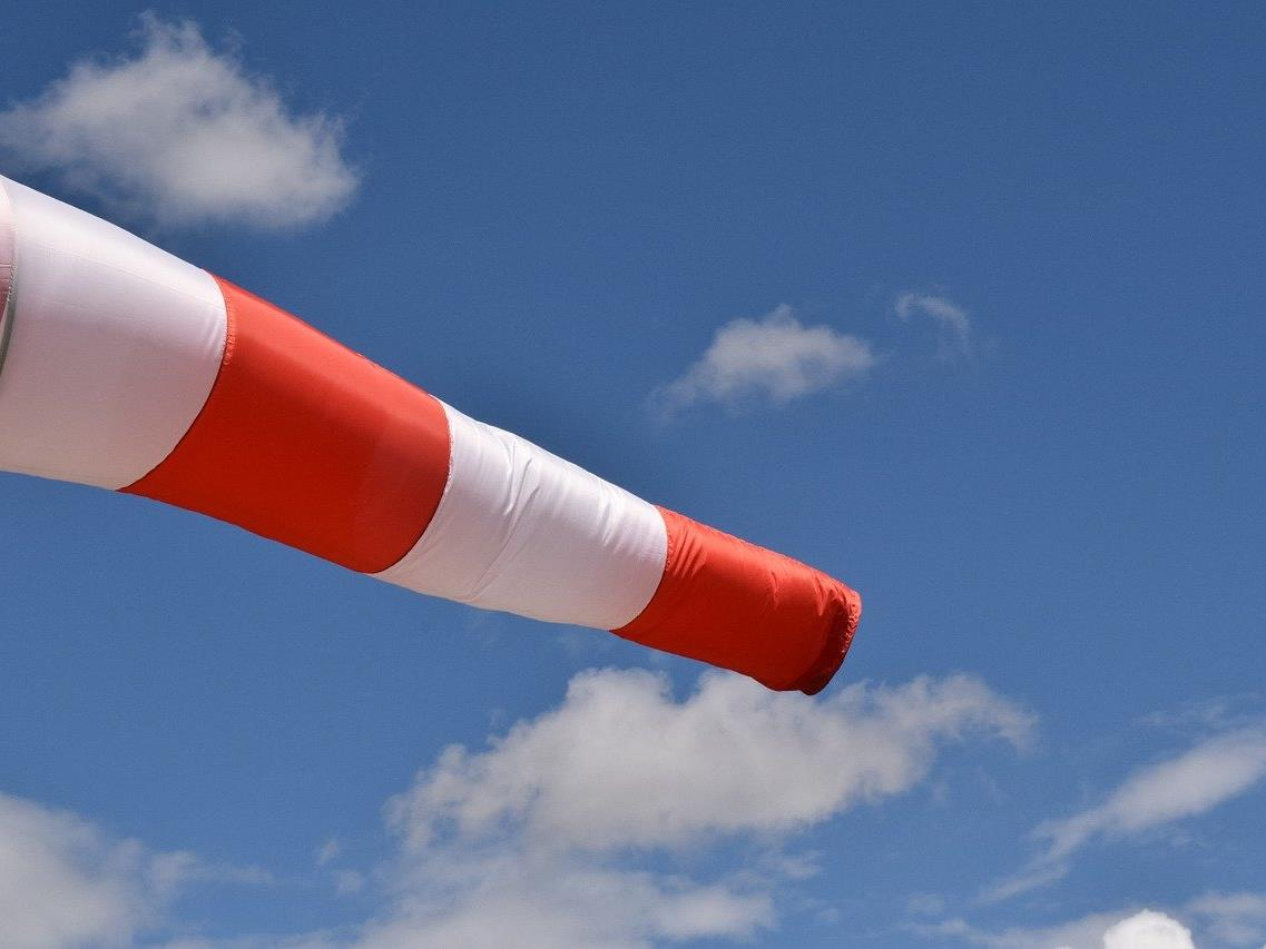 In Wien werden Windspitzen von bis zu 90 km/h erwartet.