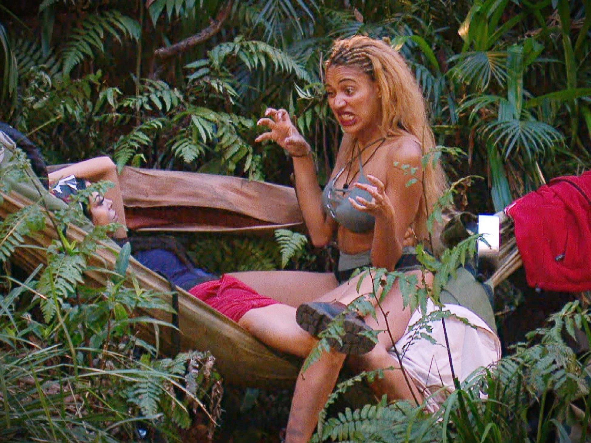 Sarah Joelle muss das Dschungelcamp 2017 verlassen.